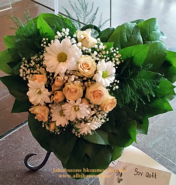 Hjärta  junsele blomsterbutik