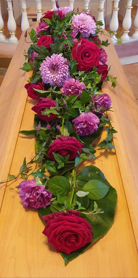 Kistdekoration, Junsele blomsterbutik