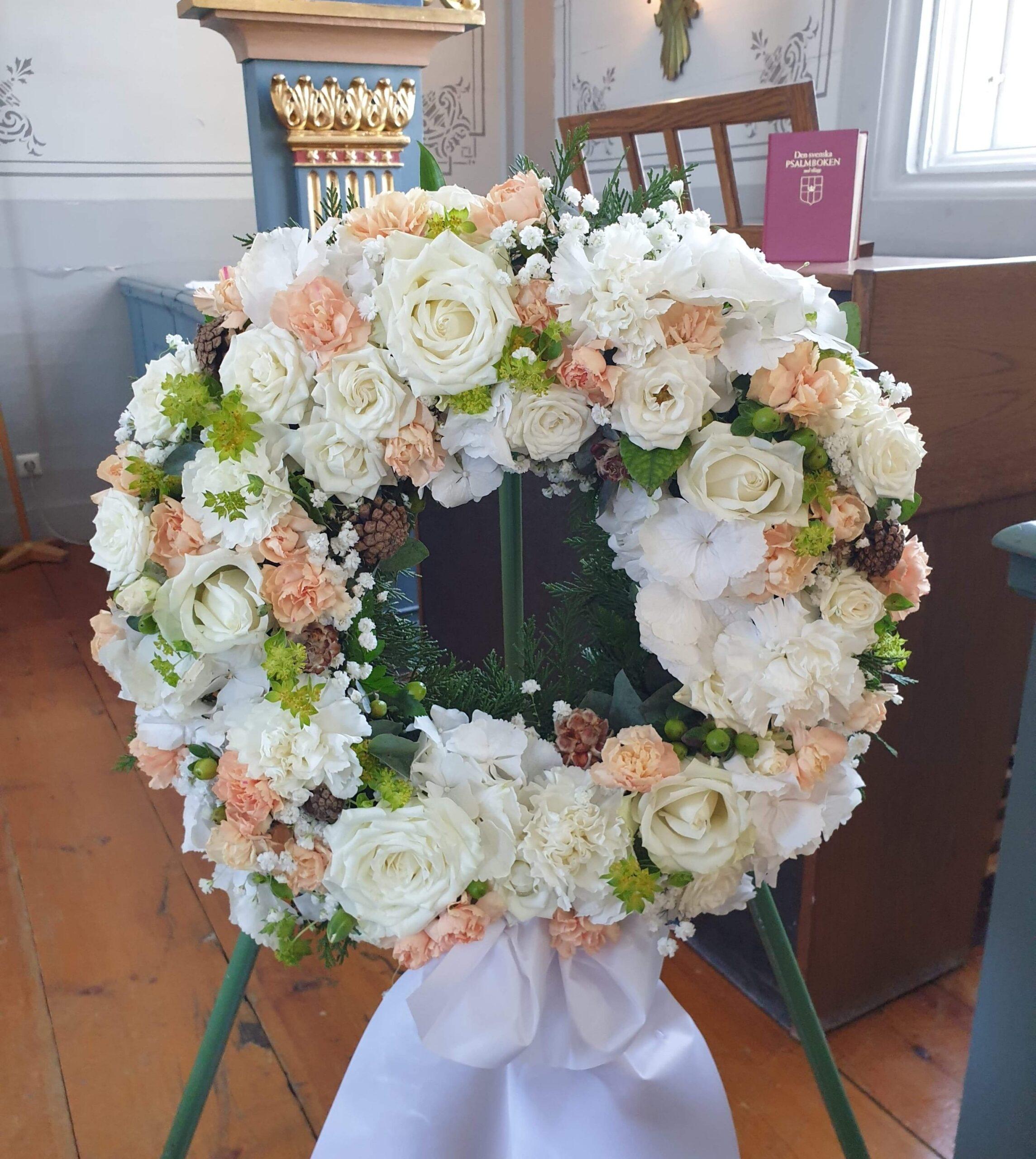 Krans Junsele blomsterbutik
